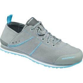 Mammut Sloper Low Canvas Shoes Women neutral grey-whisper